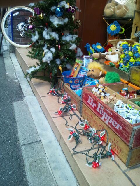 広島の雑貨屋さん クリスマスライト2