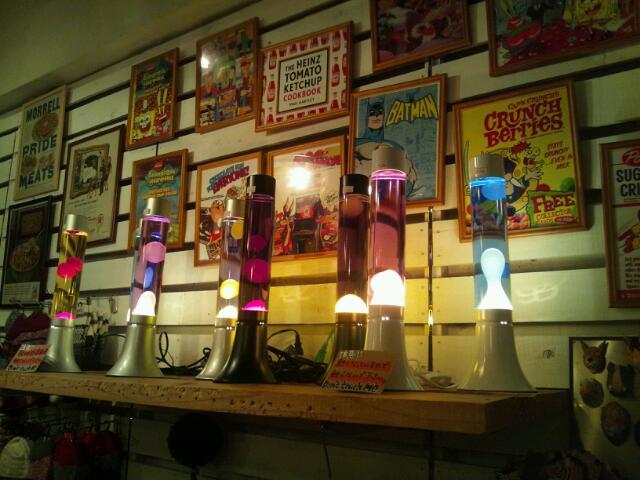 広島の雑貨屋さん モーションランプ2