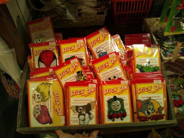 広島の雑貨屋さん ワッペン2